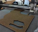 PVC Coil Car Mat CNC Cutter Machine