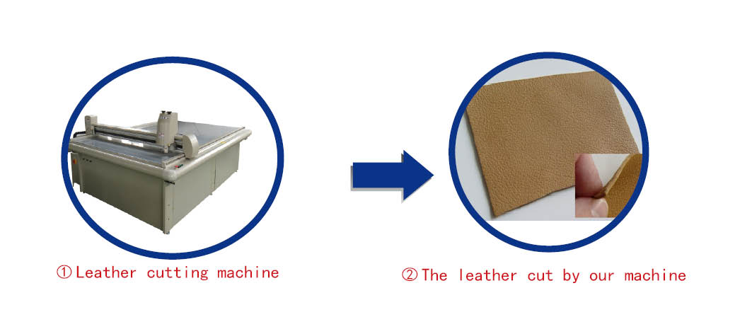 single leather proof cutter
