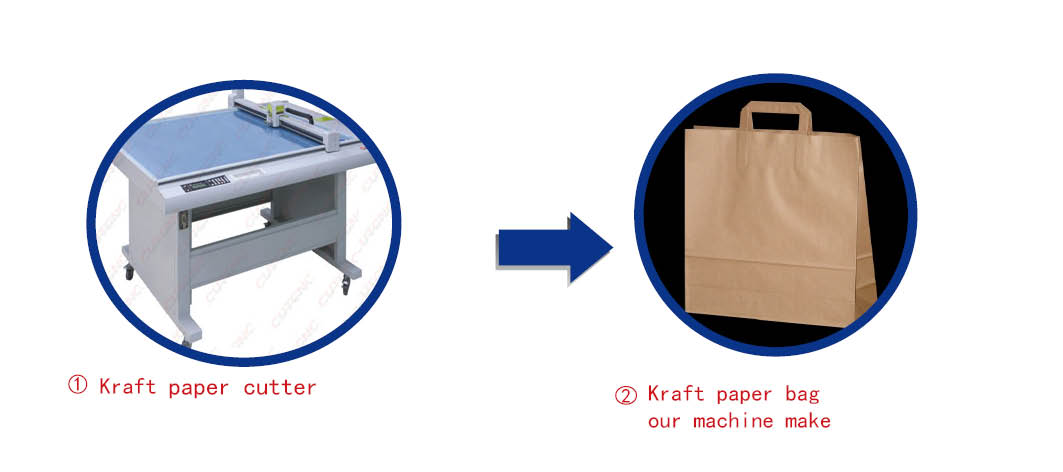 brown paper cutting equipment
