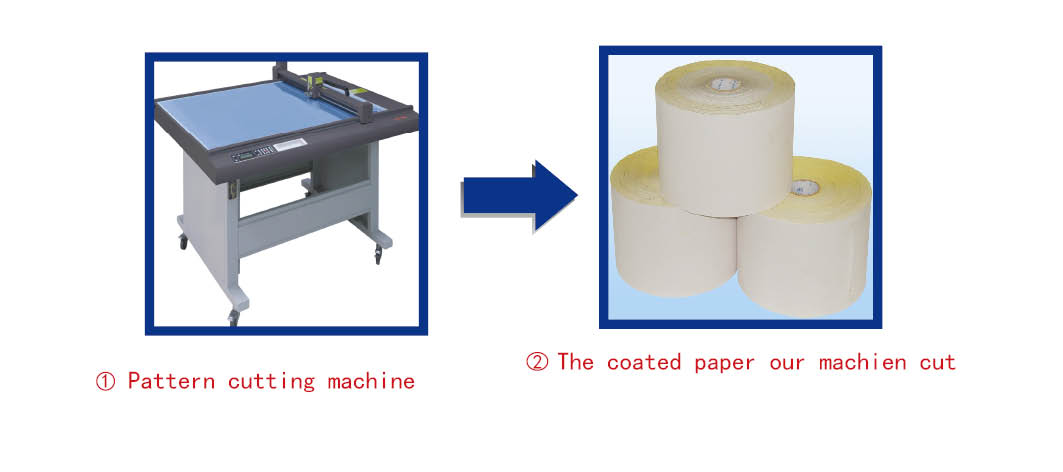 coated paper cutting equipment