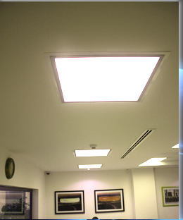 LED light box residential applications