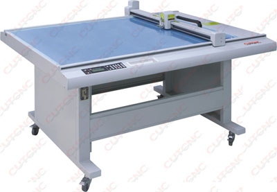 flatbed blade cutting plotter