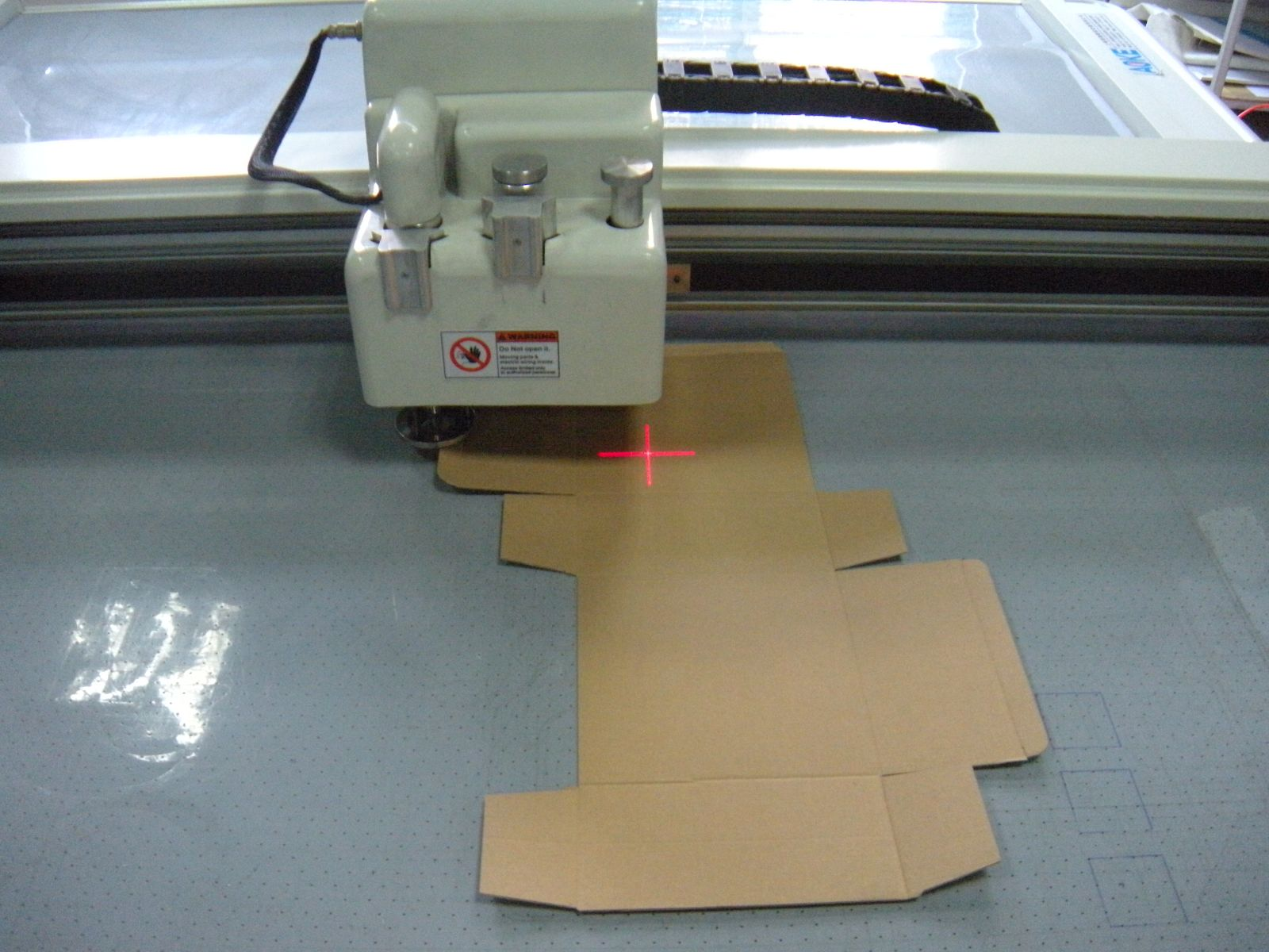 sample maker cutter plotter